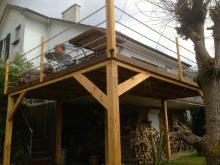 Construction de chalet en bois en belgique dikke houten for Prix de la construction belgique