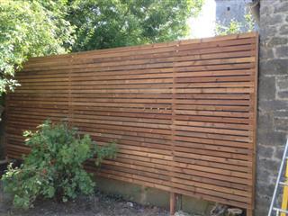 Barriere de jardin belgique meilleures id es cr atives for Table exterieur hornbach